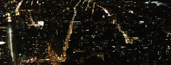 Empire State Building 86th Floor Observation Deck is one of NYU Graduate Bucket List.
