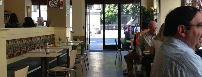Cafe Venue is one of Free Wifi & Power in San Francisco.
