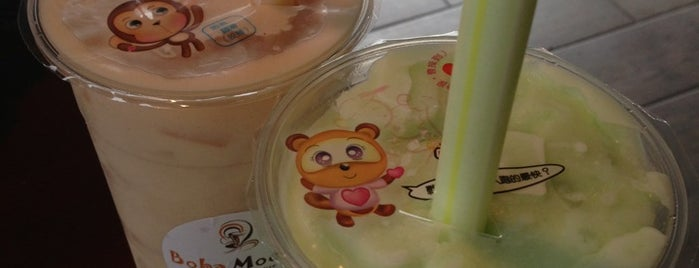 Boba Mocha is one of Check Out w/ Osdair.