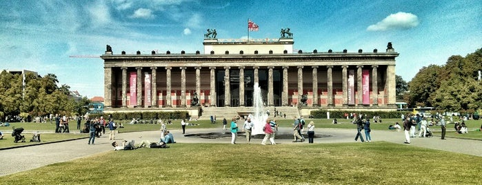 Lustgarten is one of Sommer Chillspots.