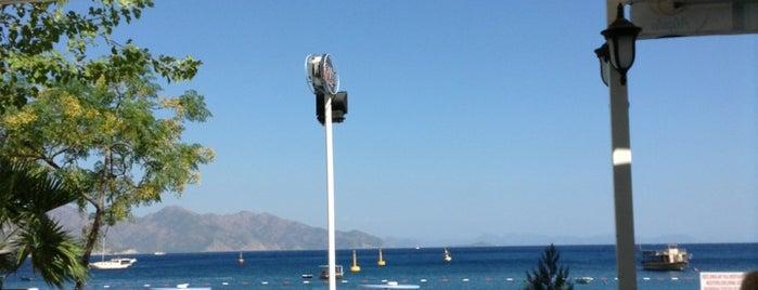 Yalı Beach is one of Marmaris Otelleri.