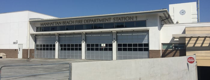 Manhattan Beach City Facilities