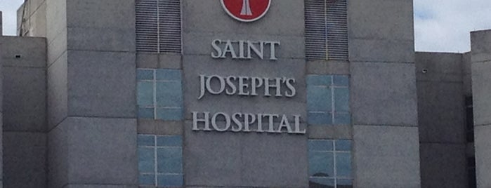 Emory Saint Joseph's Hospital is one of favorites.