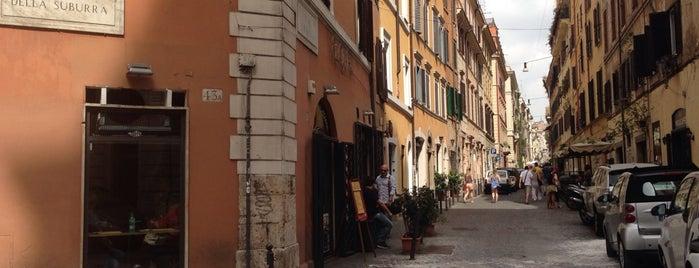 Piazza della Suburra is one of 101 cose da fare a Roma almeno 1 volta nella vita.