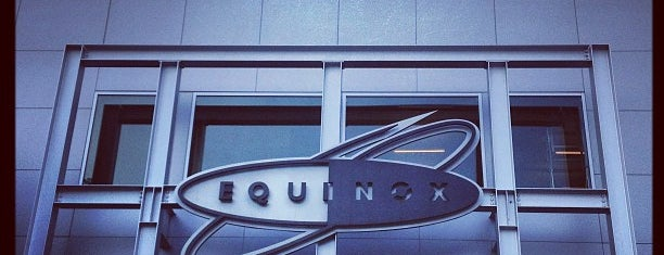Equinox Woodland Hills is one of #416by416 - Dwayne list1.