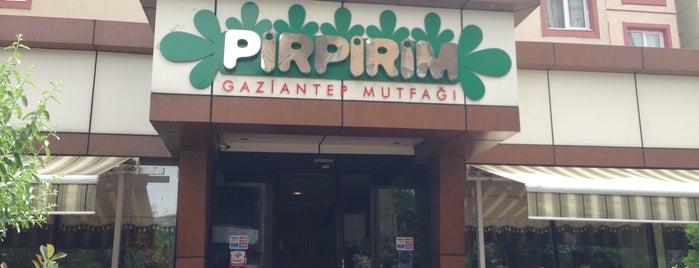 Pirpirim Antep Mutfağı is one of Restoranlar.