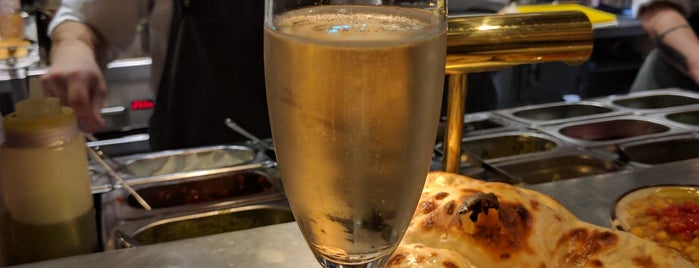 The Barbary is one of London to try.