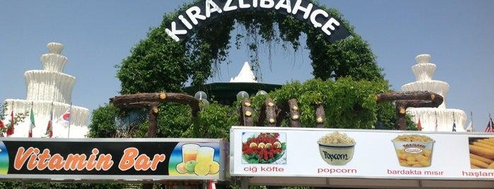 Kirazlıbahçe Dinlenme Tesisleri is one of Gidilenler.