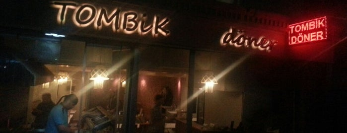 Tombik Döner is one of Top 10 dinner spots in Erzurum.