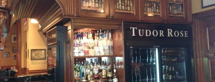 Tudor Rose is one of My favourite Calgary Drinking Holes.