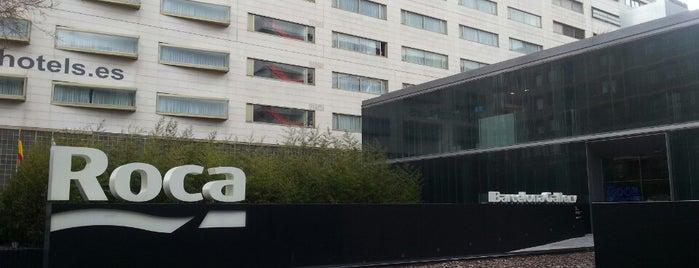 Roca Barcelona Gallery is one of Испания.
