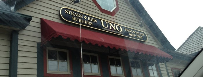 Uno Pizzeria & Grill - Oakland is one of Deep Creek Lake FAVORITES!.