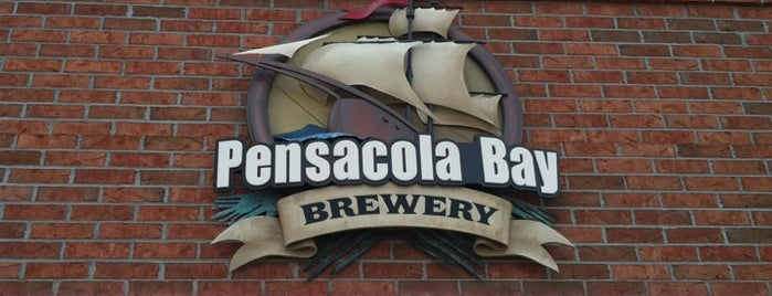 Pensacola Bay Brewery is one of My Visited Breweries.
