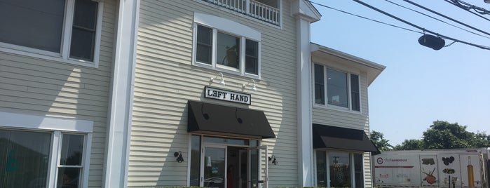 Left Hand Coffee is one of MTK.