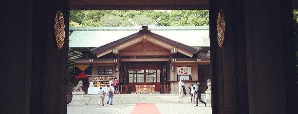 Togo Shrine is one of Tokyo-Sibya.