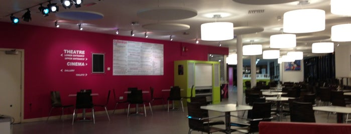 Gulbenkian Cafe is one of UKC Bars & Eateries.
