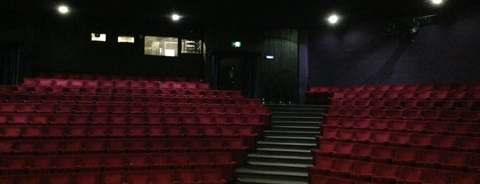 Gulbenkian Theatre is one of Where I have been.