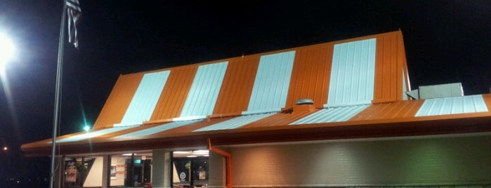 Whataburger is one of just here.