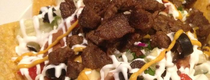 O'TACO is one of Itaewon food.
