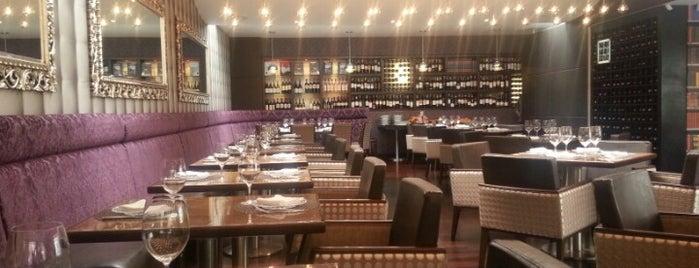Criterión is one of 20 favorite restaurants.