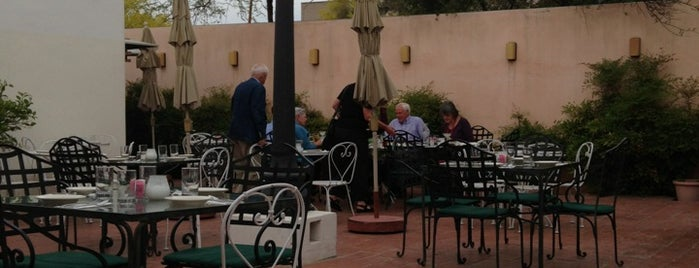 Cushing Street Bar and Grill is one of The 15 Best American Restaurants in Tucson.