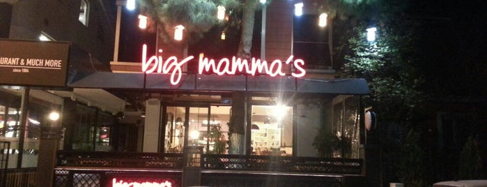 Big Mamma's is one of Restaurants, Cafes, Lounges and Bistros.
