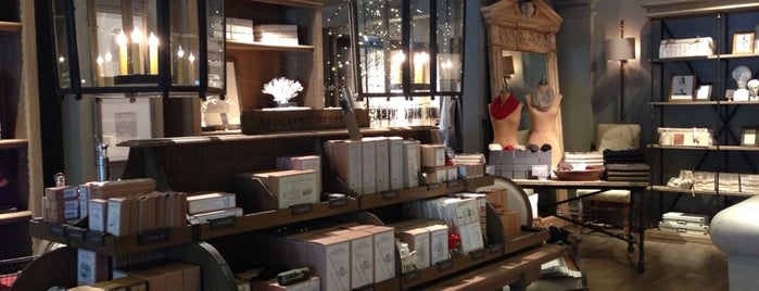 Restoration Hardware is one of Tulsa To-Do.