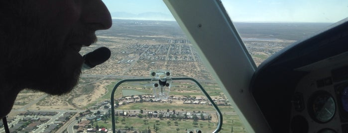 Alamogordo-White Sands Airport is one of Southeast New Mexico Travel.