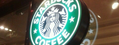 Starbucks is one of my favorites.