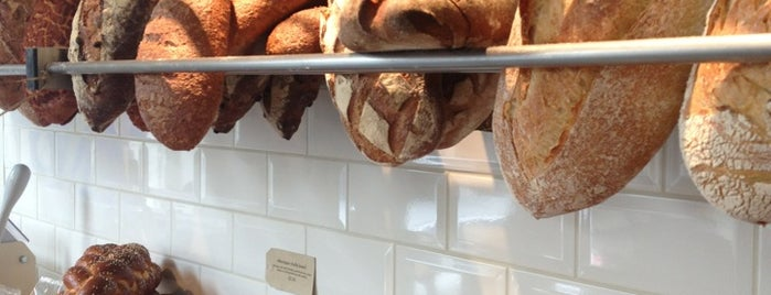 Gail's Artisan Bakery is one of London best.