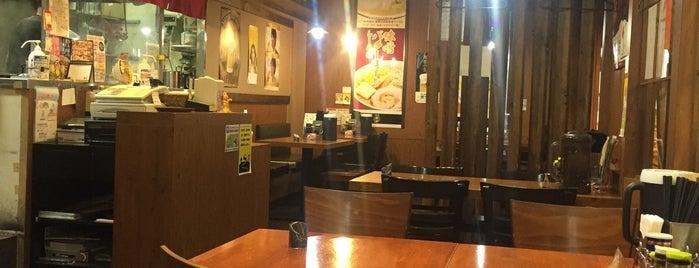 麺屋 大樹 つくばQ't店 is one of 兎に角ラーメン食べる.