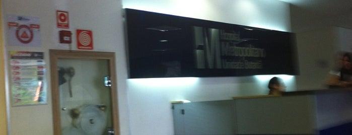 Hospital Metropolitano is one of Hospital e consultorios.