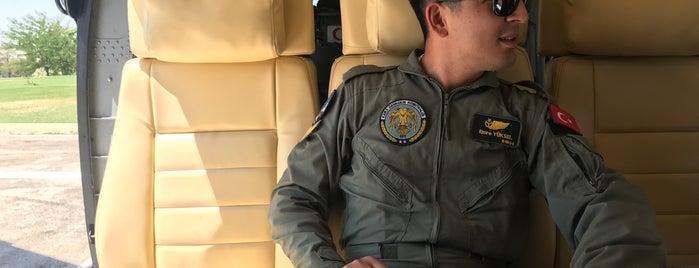 Helikopter Filo is one of HAVALİMANLARI.