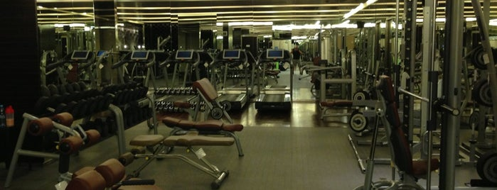 Fitness Club is one of Sport Spots.
