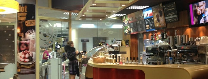 Coffeeshop Company is one of Хорошие места.