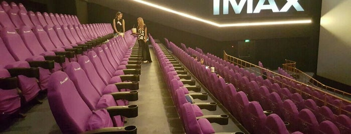 IMAX Park Cinema is one of Baku.