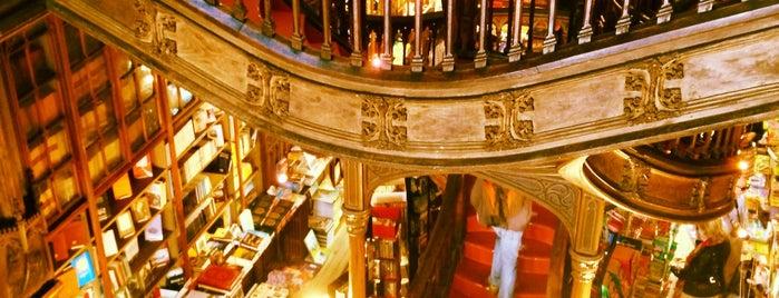Livraria Lello is one of To-do / Porto.