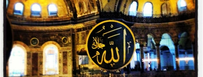 Ayasofya Müzesi Padişah Türbeleri is one of İstanbul.