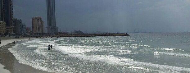 Ajman Beach is one of Top 10 restaurants when money is no object.