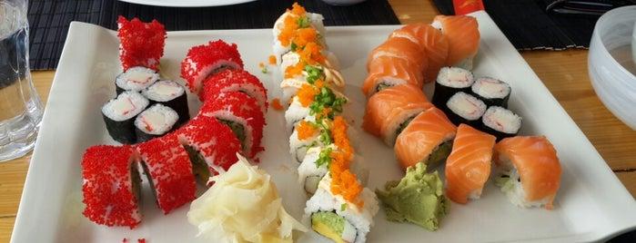 Kokoyaki Sushi is one of antalya~ alanya~ side~belek.