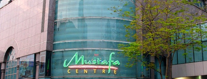 Mustafa Centre is one of Singapore Life.