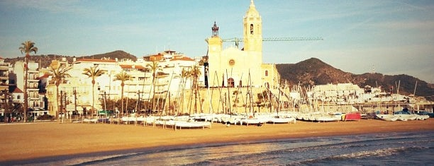 Sitges is one of Mai en Barcelona.