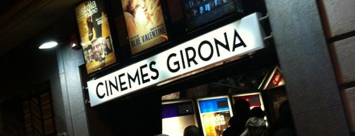 Cinemes Girona is one of BARCELONA.