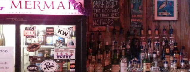 The Nauti Mermaid is one of The 15 Best Places with a Happy Hour in Cleveland.