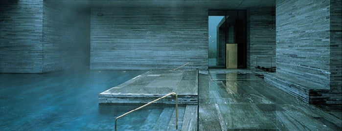 Therme Vals is one of Getaway | Hotel.