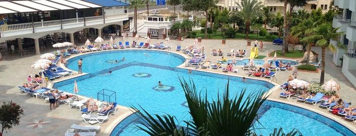 Grand Santana Hotel is one of Turkiye Hotels.
