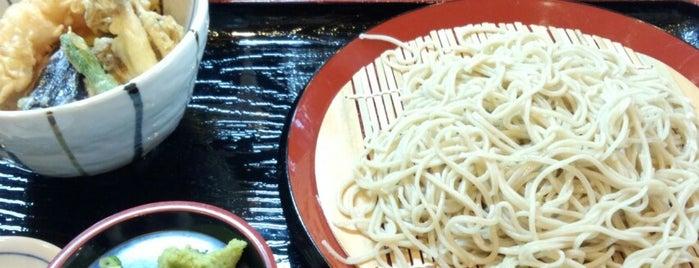 そば処 一心 is one of リピ確定.