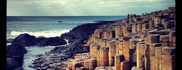 Giant's Causeway is one of Re-discover Europe 2014.