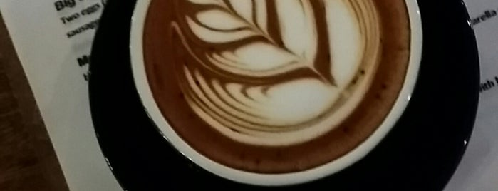 Thirty Seconds is one of Coffee.