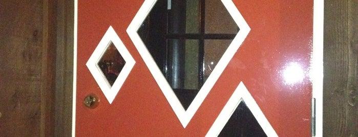 Three Diamond Door is one of Bars.
